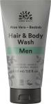 2 in 1 Männerpflege Körper & Haar Waschlotion 150ml Urtekram