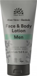 2 in 1 Männerpflege Gesichts- & Körperlotion 150ml Urtekram