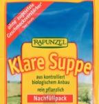Klare Suppebiol. Gemüse / biol. Öl 4,5 kg RAPUNZEL