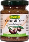 Crema di Olive Oliven-Würzpaste 120 g Glas von Rapunzel