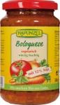 Bolognese vegetarisch BIO 340 g RAPUNZEL