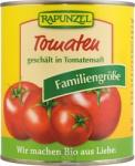 Tomaten geschält in der Dose 800 g BIO