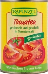 Tomaten geschält und geviertelt in der Dose 400 g RAPUNZEL