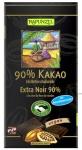 Bitterschokolade 90% Kakao mit Kokosblütenzucker 80g bio Rapunzel