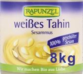 Weißes Tahin BIO ohne Salz 8 kg