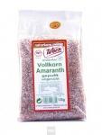 Amaranth Pops, ungesüßt, glutenfrei, 1,25 kg Naturkorn Mühle