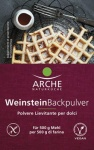 Weinstein Backpulver Arche 3 x 18g