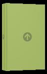 Schlachter 2000 Taschenausgabe mit Parallelstellen PU-Einband grün
