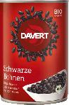 BIO Schwarze Bohnen 400g DAVERT