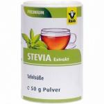 Stevia Extrakt Tafelsüße 50g
