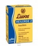 Heilerde 2 hautfein 480g, Luvos