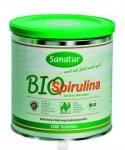 Bio Spirulina 1000 Tabletten Sanatur