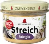 Streich Aubergine 180 g Zwergenwiese