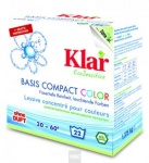 Basis Compact Color 1,375 kg, Klar