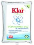 Klar Spülmaschinen-Salz 2 kg