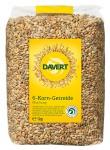 Sechskorn-Getreidemischung BIO 1 kg von DAVERT