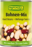 Bohnen-Mix in der Dose 400 g BIO