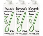Dreierpack Soya-Cuisine 3 x 250 ml BIO Provamel