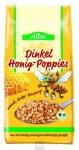 Dinkel-Honig-Poppies BIO 300 g ALLOS