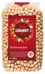 Kichererbsen BIO 500 g von DAVERT
