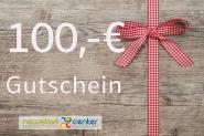 Gutschein zum Einkauf im NEWSTARTCENTER 100,- €