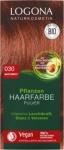 Logona Pflanzenhaarfarbe Pulver henna naturrot 100g