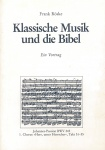 Klassische Musik und die Bibel