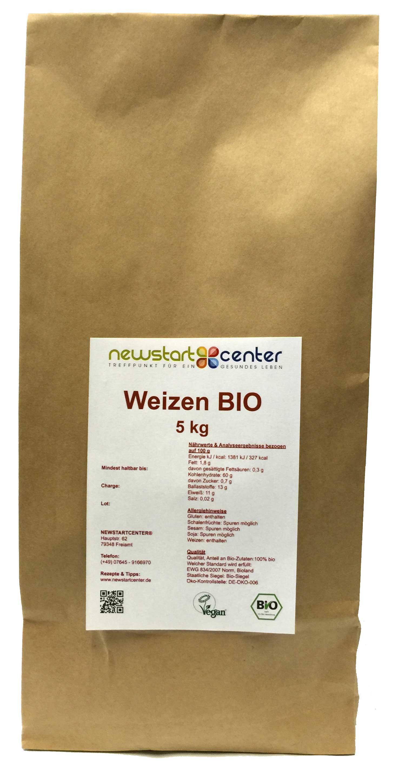 Weizen BIO 5 kg