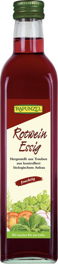 Rotweinessig BIO 0,5 l RAPUNZEL