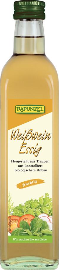 Weißweinessig BIO 0,5 l RAPUNZEL