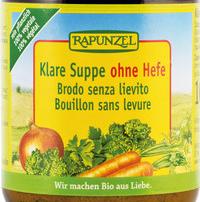 Klare Suppe ohne Hefe 500 g BIO Rapunzel