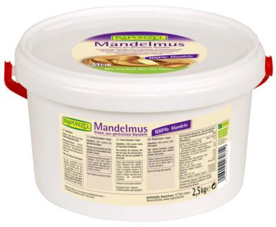 Mandelmus BIO 2,5 kg Rapunzel