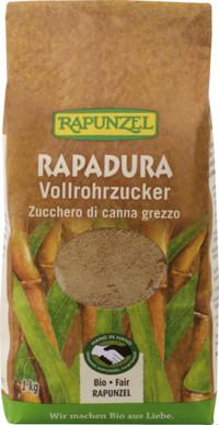 Rapadura Vollrohrzucker BIO 1 kg
