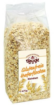 Haferflocken Kleinblatt glutenfrei, 475 g