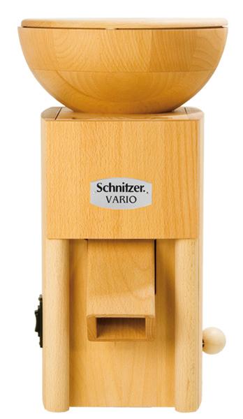 Getreidemühle Vario Holztrichter