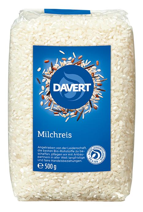 Milchreis 500 g  von DAVERT