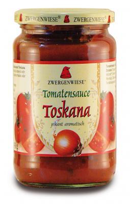 Tomatensauce Toskana 350 g Zwergenwiese