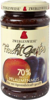 Zwergenwiese Pflaumenmus Fruchtgarten 250 g
