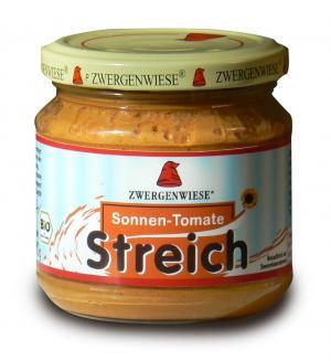 Streich Sonnen-Tomate 180 g  Zwergenwiese