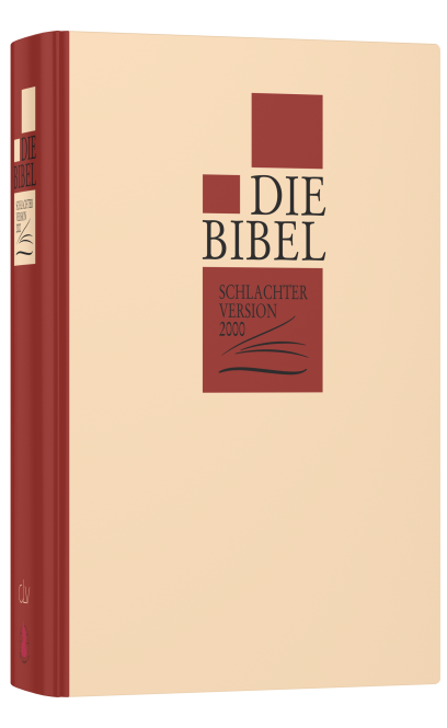 Schlachter 2000 Taschenbibel Classic