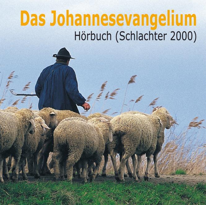 Das Johannesevangelium - Schlachter 2000 auf CD