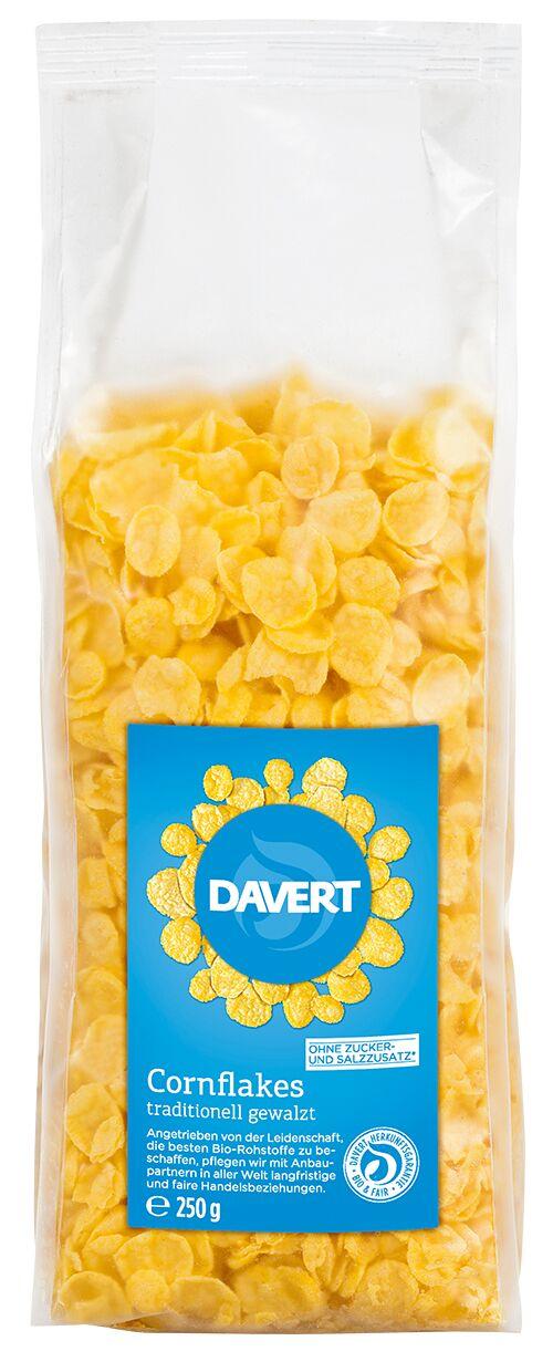 Corn Flakes BIO 250 g von DAVERT