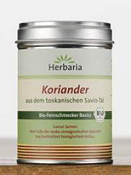 Koriander ganz 40 g Herbaria