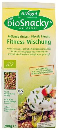 Fitness - Mischung BIO 200g von Biosnacky