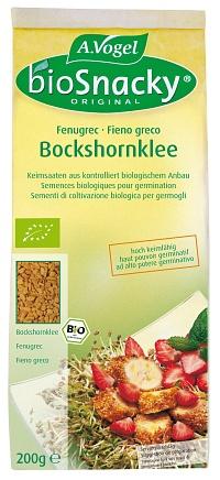 Bockshornklee BIO 200g von Biosnacky