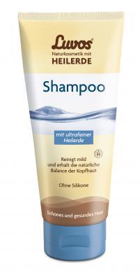 Luvos Heilerde Shampoo 200 ml