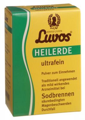 Heilerde ultrafein 200g, Luvos
