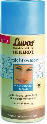 Luvos Gesichtswasser mit Heilerde 150 ml