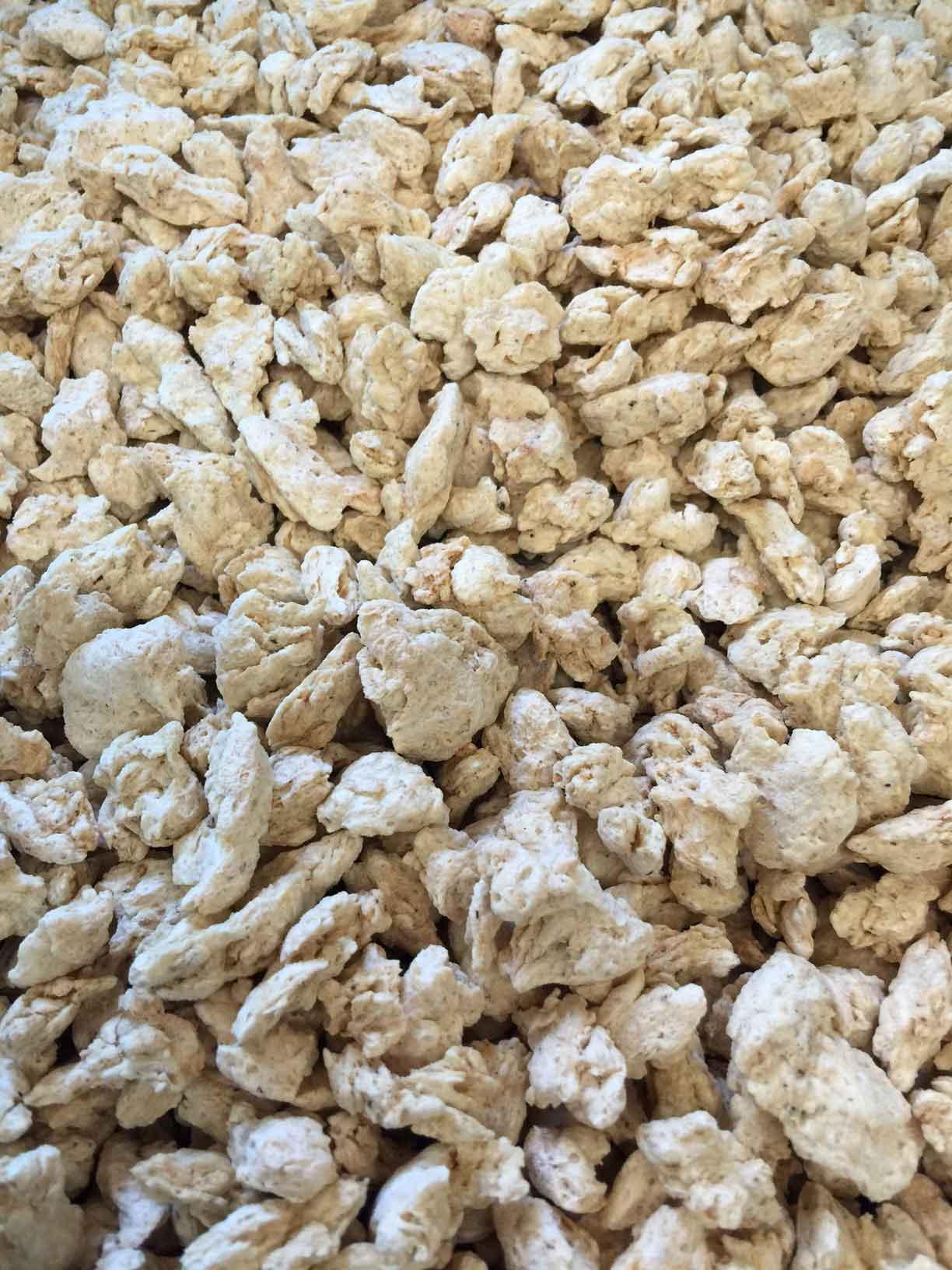 Sojafleisch, BIO grob 1 kg