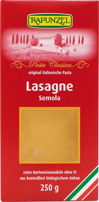 Lasagne-Platten Semola 250 g BIO RAPUNZEL